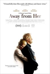 Poster Away from Her
