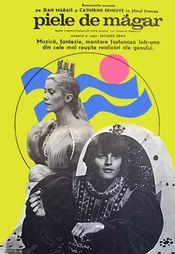 Poster Peau d'ane