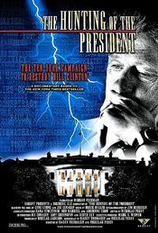 Poster The Hunting of the President