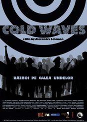 Poster Cold Waves - Război pe calea undelor