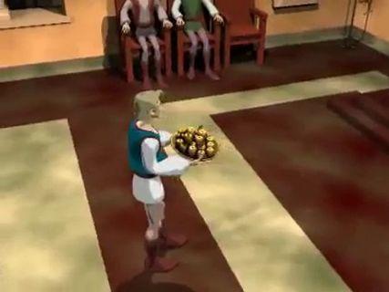 Praslea cel voinic si merele de aur