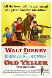 Poster Old Yeller