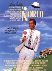 Poster Mr. North