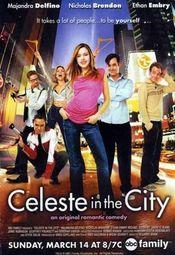 Poster Celeste in the City