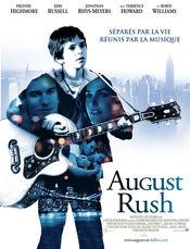 Poster August Rush