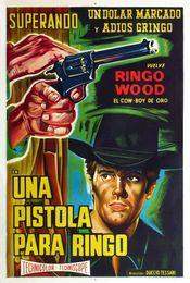 Poster Una pistola per Ringo