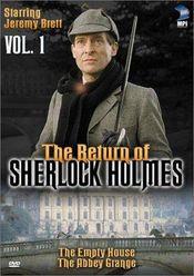 Poster The Return of Sherlock Holmes