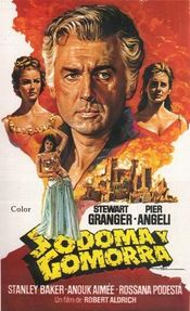 Poster Sodom and Gomorrah