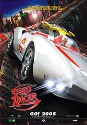 Poster Speed Racer