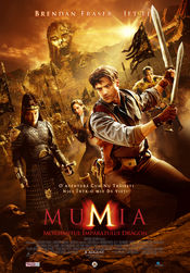 Poster The Mummy: Tomb of the Dragon Emperor