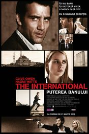 Poster The International