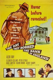 Poster The Day They Robbed the Bank of England