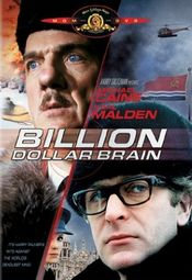 Poster Billion Dollar Brain