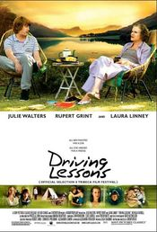 Poster Driving Lessons