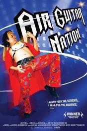 Poster Air Guitar Nation