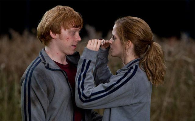 Film - Harry Potter și Talismanele Morții: Partea I
