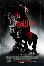 Poster Saw IV