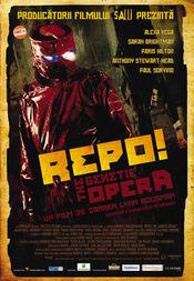 Poster Repo! The Genetic Opera!
