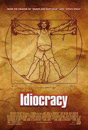Poster Idiocracy