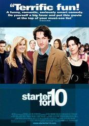 Poster Starter for 10