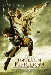 Poster The Forbidden Kingdom