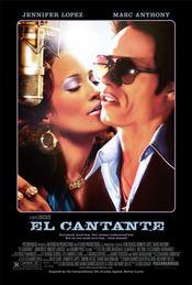 Poster El cantante