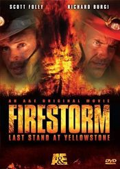 Poster Firestorm: Last Stand at Yellowstone