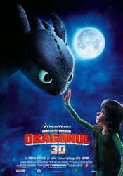 Poster How to Train Your Dragon