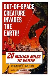Poster 20 Million Miles to Earth