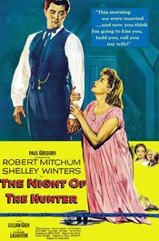 Poster The Night of the Hunter