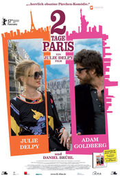 Poster 2 Days in Paris