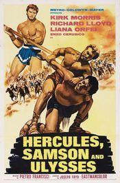 Poster Ercole sfida Sansone