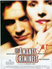 Poster Les amants criminels