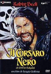 Poster Il corsaro nero
