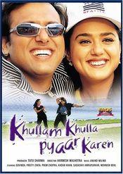 Poster Khullam Khulla Pyaar Karen
