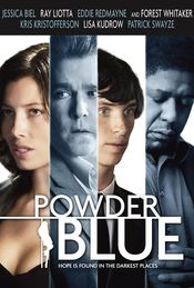 Poster Powder Blue