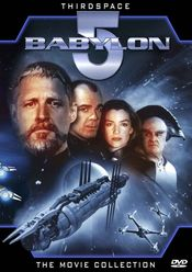 Poster Babylon 5: Thirdspace