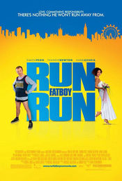 Poster Run Fatboy Run