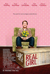 Poster Lars and the Real Girl