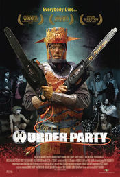 Poster Murder Party
