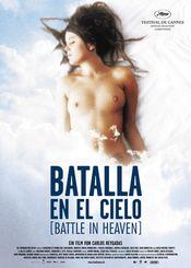 Poster Battle in Heaven