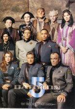 Poster Babylon 5