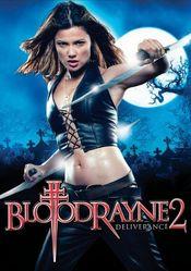 Poster BloodRayne II: Deliverance