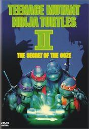 Poster Teenage Mutant Ninja Turtles II: The Secret of the Ooze
