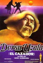 Poster Dersu Uzala