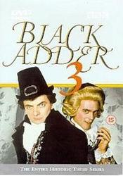 Poster Blackadder the Third