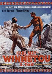 Poster Winnetou - 3. Teil