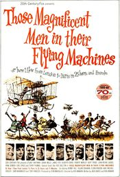 Poster Those Magnificent Men in Their Flying Machines