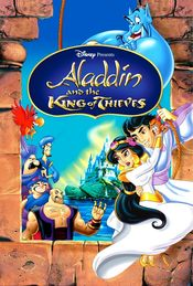 Poster Aladdin and the King of Thieves