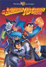 Poster The Batman/Superman Movie